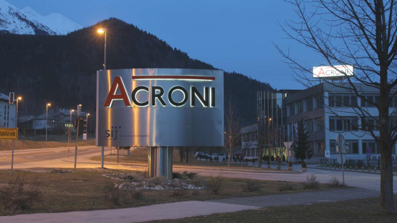 Acroni – totem